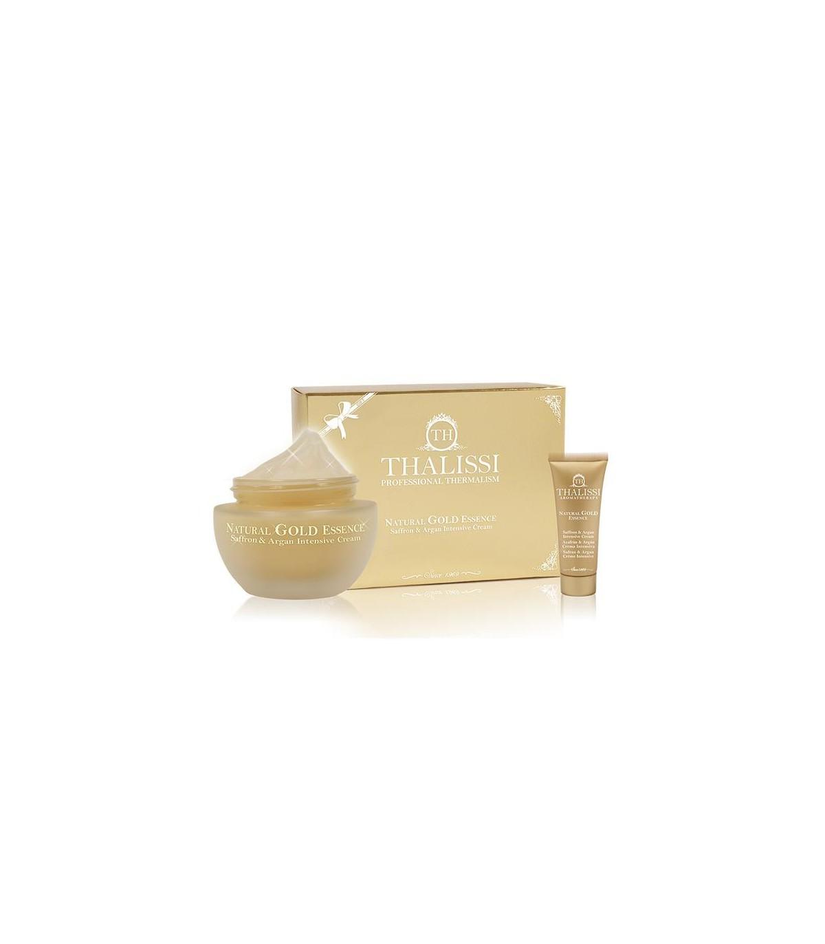 NATURAL GOLD ESSENCE Saffron & Argan. 50 ml