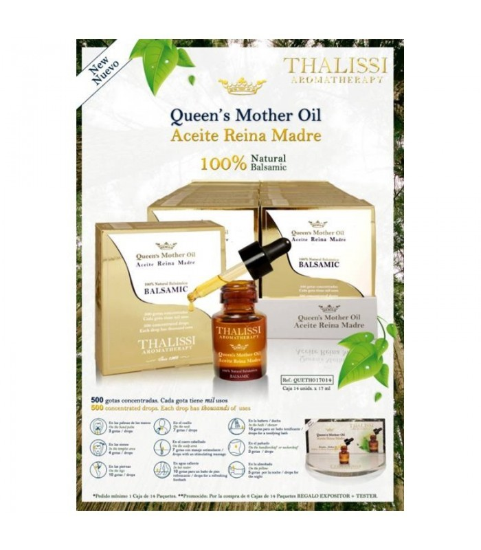 QUEEN'S MOTHER OIL