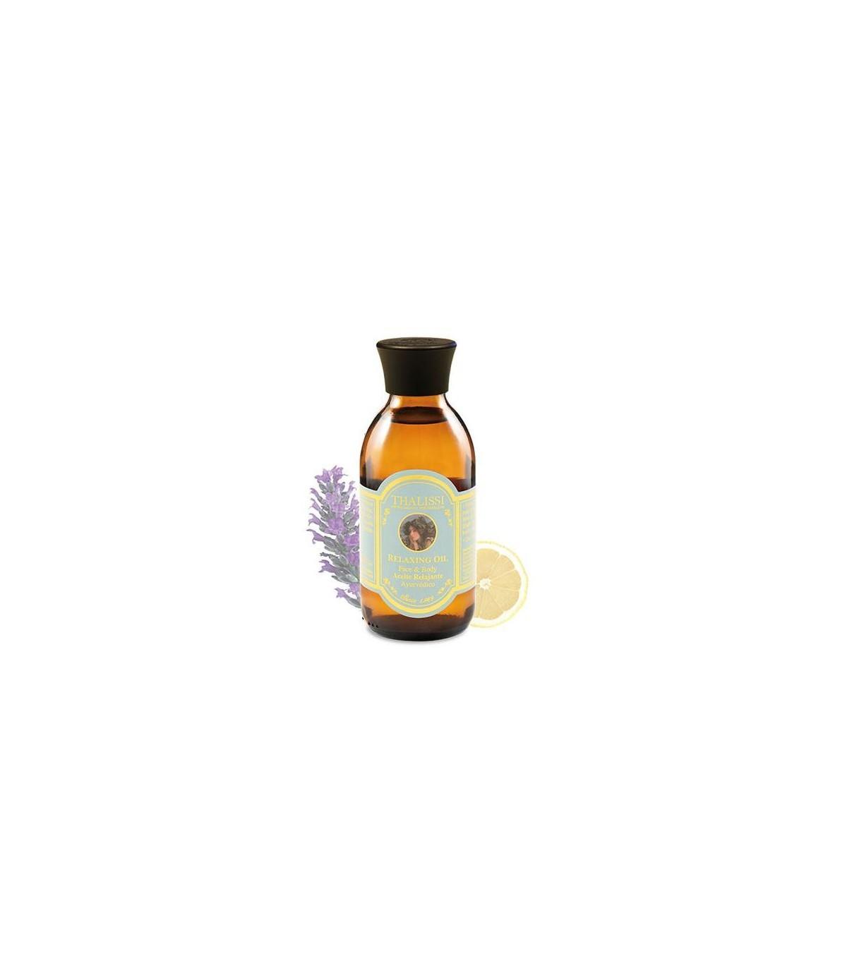 RELAXING OIL Aceite Relajante Ayurvédico. 150ml
