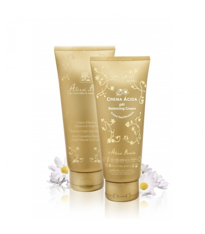 CREMA ACIDA Equilibradora del pH. 210 ml.