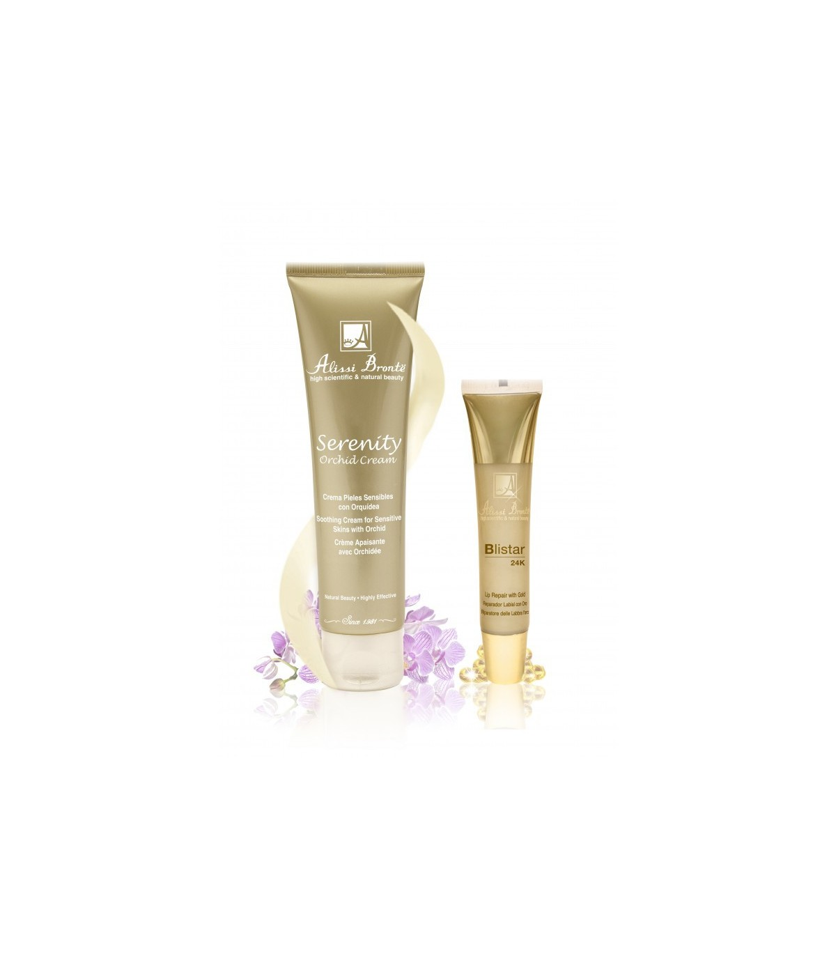SERENITY ORCHID CREAM 50ml