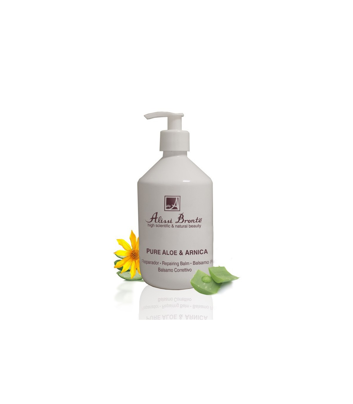 PURE ALOE & ARNICA Gel Reparador 500 ml