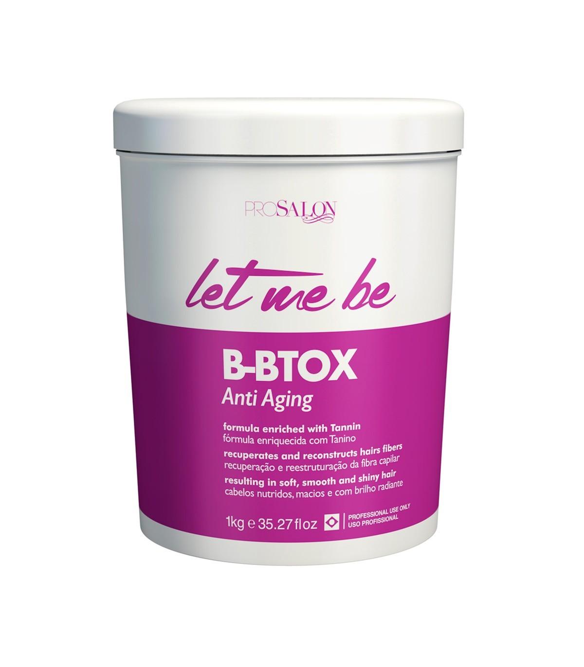 Let Me Be Botox Antienvejecimiento 1kg