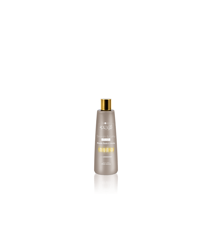 STRAIGHT & CURLY 200ml