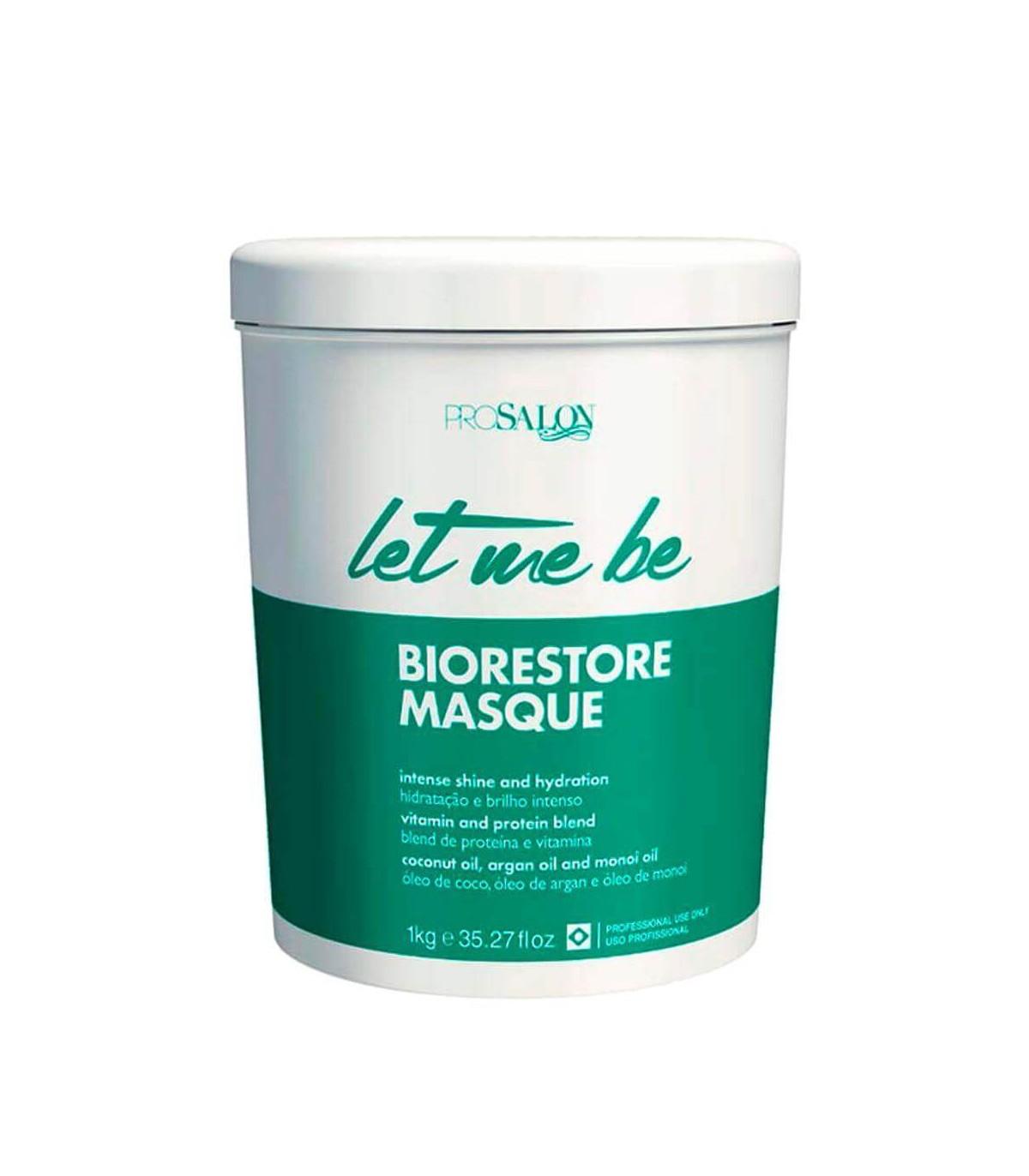 Biorestore Ultra Hydrating Mask Let Me Be 500kg